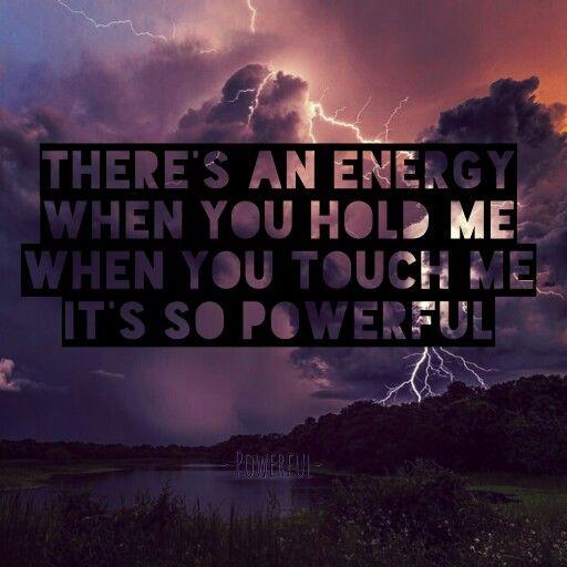 Lyrics from Powerful by Major Lazer